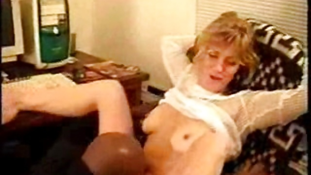 Hot Blonde Wife Bangs Guy While Takes Read Rate Comment!