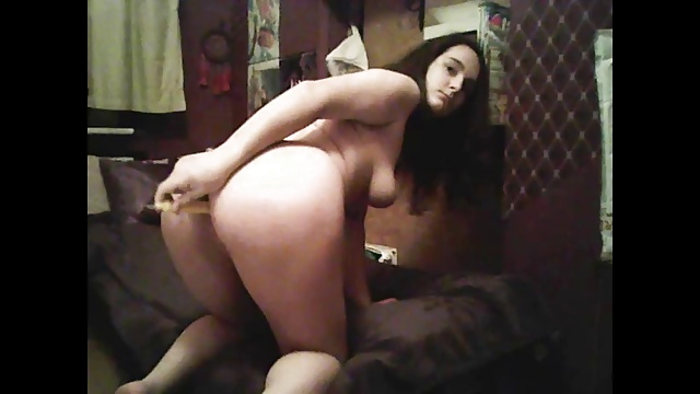 Polish 18yo toys asshole